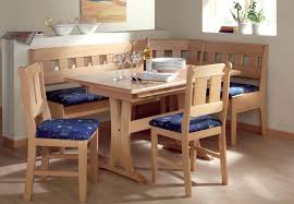 Breakfast Nook Bench This Breakfast Nook Unit Includes The Wood Table 2 Dining Benches