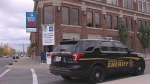 Police investigating Solvay Bank robbery