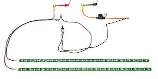 wiring diagram for integrated tail light images signal tail light wiring diagram manual led brake light fog