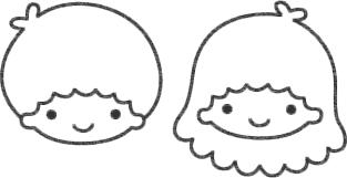 キキララのイラストの簡単な書き方