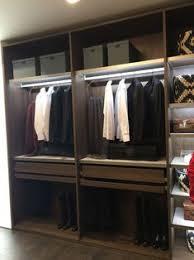 closet lighting led. Plain Closet Yidun Lighgting Rose Gold Pir Motion Sensor Closet Light Hanger Rod Rail  Led Wardrobe For Bedroom Furniture Design  Find Complete Detau2026 Intended Lighting L