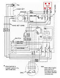 wiring a touch tone pad to any antique telephone phone conversion fig 32a is a diagram of the 500cd