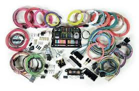 american autowire harness wiring options for c10s hot rod network Wiring Harness Connectors at Cost To Replace Wiring Harness
