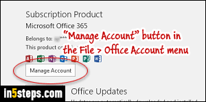 Cancel Office 365 Cancel Your Office 365 Subscription Or Reactivate It