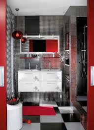 red bathroom color ideas. Red Bathroom Color Ideas - Interior Design Black And Tiles Pictures On Www Weboolu Com 3