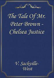 """The Tale Of Mr. Peter Brown - Chelsea Justice (From """"The New ..."""