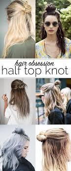 Top Knot Hair Style half top knot ideas half top knot shorts and hair style 4668 by wearticles.com