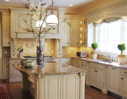 tuscan kitchen cabinets design. Beautiful Cabinets Kitchen Luxurious Yellow Kitchen Design Ideas With Laminate Flooring White Cabinet  Island Glass Window Pendant  Intended Tuscan Cabinets C