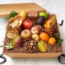 manhattan fruitier large fruit gift box