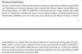 """Refuse Student Surveys. Just Say """"No"""". Missouri Dese Partners With ..."""