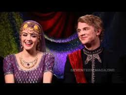 Exclusive Interview With Lucy Hale und Freddie Stroma von Cinderella Story  Once Upon Song Foto von Sari38 | Fans teilen Deutschland Bilder