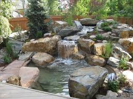 Small Picture Garden Design with Pond Blog Backyard Blessings with Garden