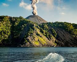 Book Barren Island Tour Packages from Andaman Tourism