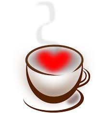 coffee love. Unique Love BIG IMAGE PNG On Coffee Love T