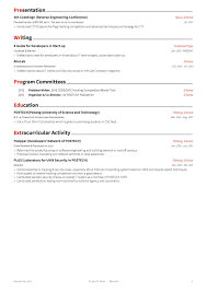 1 Or 2 Page Resume 13 - Free Resume Templates .