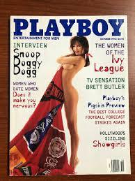Playboy Octubre 1995 con supermodelo, Playmate: Alicia Richter   eBay