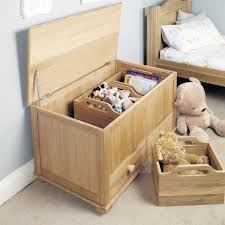 Light Oak Living Room Furniture Amelie Oak Toy Box Blanket Box With Drawers Storage Living