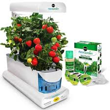 Hydroponic Kitchen Garden Indoor Pod Garden Kit System Soil Free Plant Grow Light Hydroponic