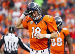 peyton manning broncos. Denver Broncos Quarterback Peyton Manning Shows His Frustration After Yet  Another Interception Against The Chiefs On Peyton Manning Broncos |