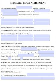 free lease agreement forms to print free printable residential lease agreement free lease rental