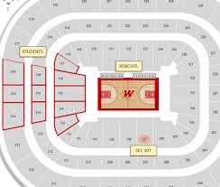University Of Wisconsin Kohl Center Seating Chart Wisconsin Basketball Kohl Center Seating Chart