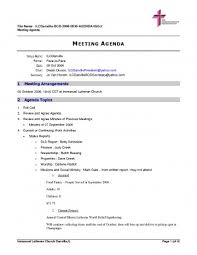 Ministry Meeting Agenda Template 006 Template Ideas Sample Church Meeting Agenda 128728 Staff