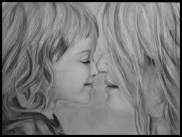 mother daughter relationship for everything creative mother daughter relationship in sketching by snigdha choudhary
