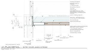 garage door details door jamb detail garage door jamb detail exterior door sill flashing details sectional