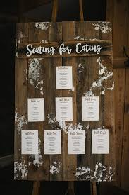 Winter Wedding Seating Chart Ideas 25 Creative Winter Wedding Ideas That Are Not Christmas