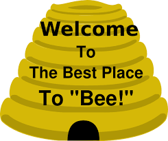 Image result for bee welcome cartoon