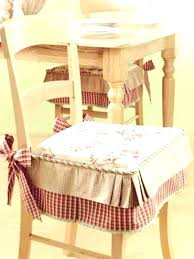 chair pads for kitchen chairs seat cushion french country chair pads kitchen cushions with ties chair