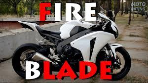 Обзор <b>Honda CBR 1000RR</b> FIREBLADE тест-драйв Моторейтинг ...