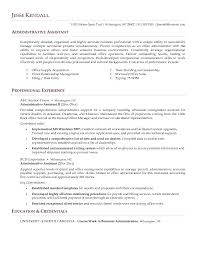 What Is The Objective Section On A Resume Resume Objective Tips Skywaitressco 63