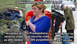 Image result for karikature kolinde grabar-kitarovic fotos