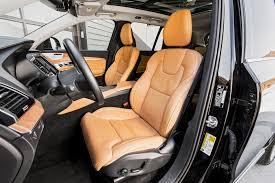 volvo xc90 interior 2015. 2016 volvo xc90 t6 awd inscription front interior seats xc90 2015