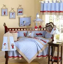 fire truck bedding sets looking unique baby bedding sets best crib fire truck 9