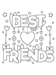 Friends, beach, and bff image (best friend pictures). Kids N Fun De 20 Ausmalbilder Von Bff