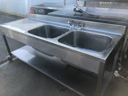 industrial wash basin used stainless steel kitchen bay stainless steel commercial sink restaurant hand washing sink professional sinks stainless steel