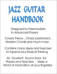 Jazz Guitar Handbook By Scott Baekeland Ebook Lulu