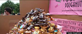 world s biggest doughnut box
