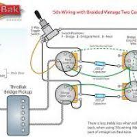 gibson les paul 50 s wiring diagram wiring diagram and schematics gibson wiring diagrams wiring library schematics source · gear swapped the pcb on my 2017 les paul tribute for 50s style 50s wiring diagram