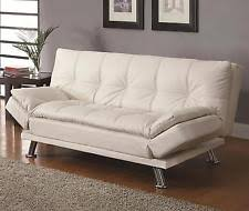 Small Picture Leather Sleeper Sofa eBay