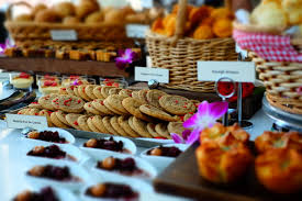 cookies plus other baked goods