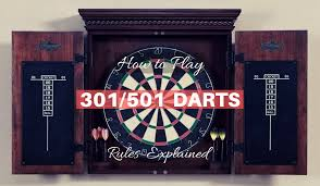 2 Dart Out Chart 301 501 Darts Rules How To Play 301 501 Darts Explained