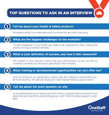 good questions to ask during a job interview five smart questions you should ask during a job interview onestaff