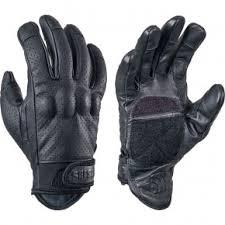Seismic Race Gloves Black