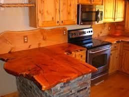 log countertop 2