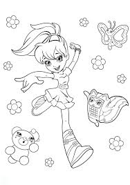 Small Picture Polly Pocket Pictures To PrintPocketPrintable Coloring Pages