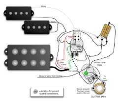 p bass musicman humbucker wiring diagram question talkbass com