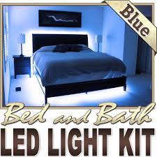 diy led strip lighting. Biltek 2\u0027 Ft Blue Bath Tub Sink Mirror LED Strip Lighting Complete Package  Kit Lamp Light DIY - Headboard Closet Make Up Counter Night Diy Led Strip Lighting